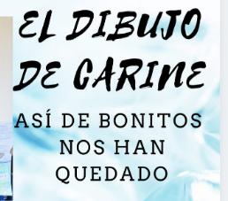 DIBUJOS DE CARINE