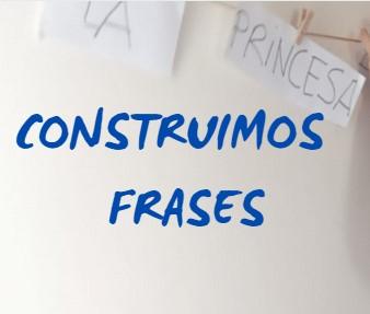 CONSTRUIMOS FRASES- 4 AÑOS C