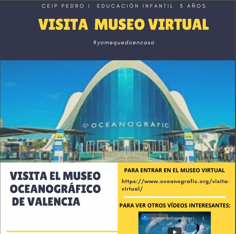 VISITA MUSEO VIRTUAL