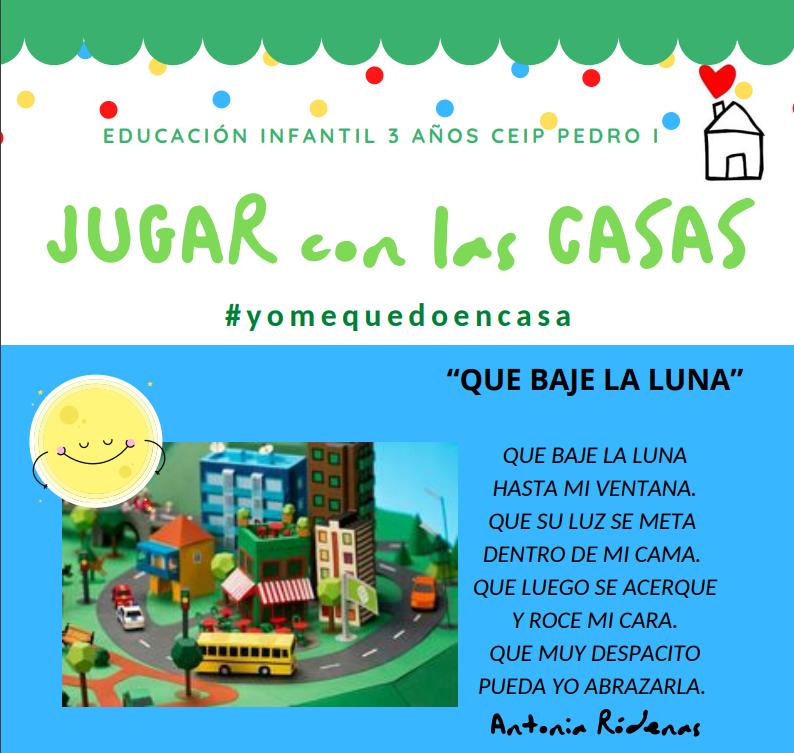 JUGAR CON LAS CASAS