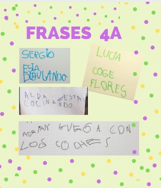 FRASES 4A