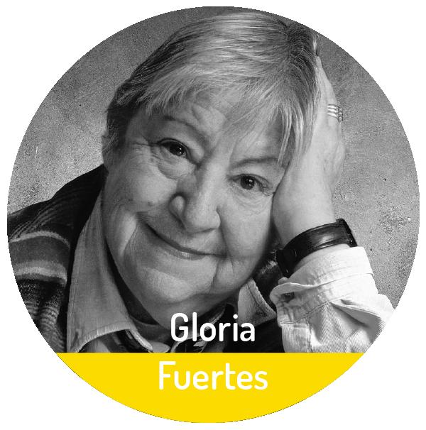 MI CARITA DE GLORIA FUERTES