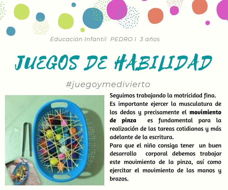 JUEGO DE HABILIDADES