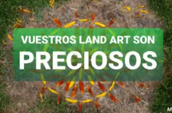 LAND ART COLEGIO PEDRO I