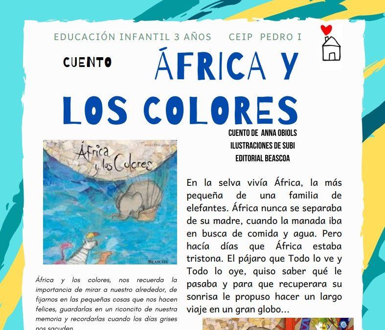 ÁFRICA Y LOS COLORES
